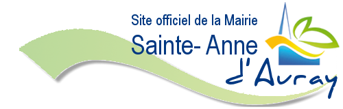 Site officiel de la Mairie de Sainte Anne d'Auray